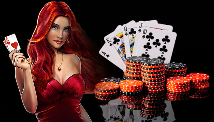 Luck Schemes for Playing Online Poker